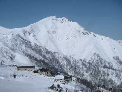 天神 平 スキー 場